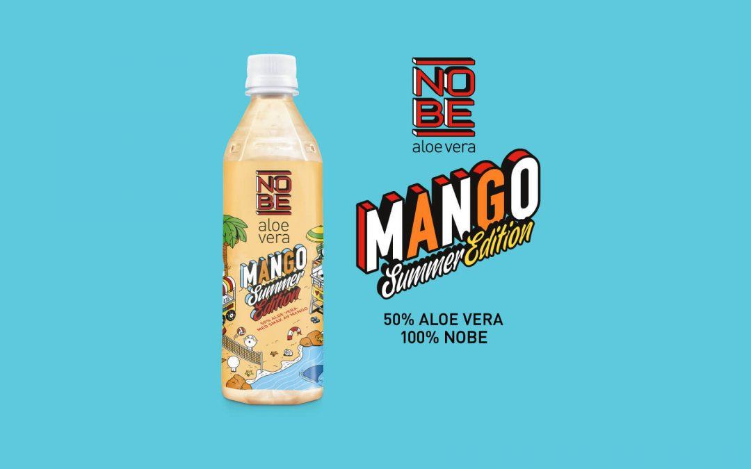 NOBE aloevera Mango SUMMER EDITION är här!