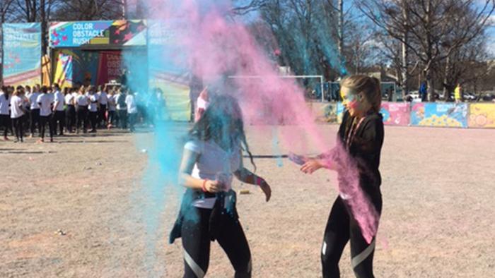 NOBE aloe vera ❤ Color Obstacle Rush